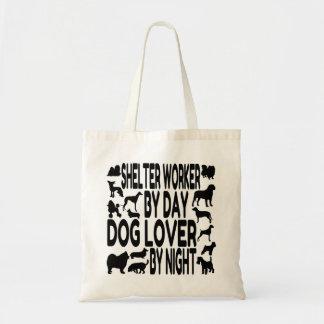 Dog Lover Shelter Worker Budget Tote Bag