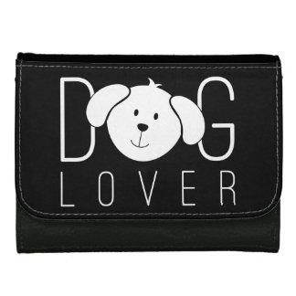 """""""Dog Lover"""" Women's Wallets"""