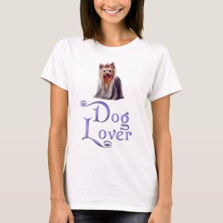Dog lover-yorkshire terrier T-Shirt
