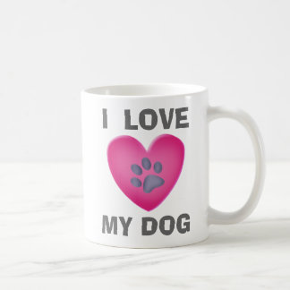 Dog Lover's Coffee Mug