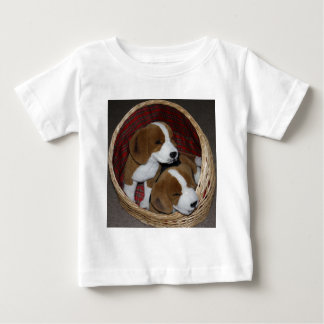 Dog Lovers - Soft Toy Baby T-Shirt