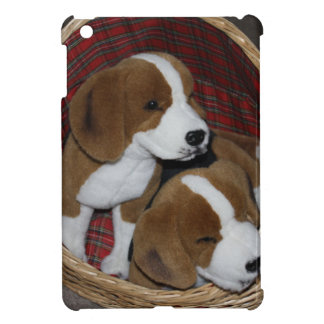 Dog Lovers - Soft Toy iPad Mini Case