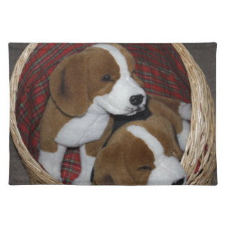 Dog Lovers - Soft Toy Placemat