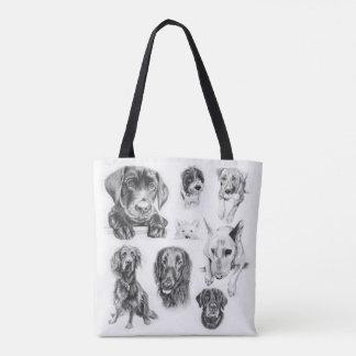 Dog Lovers Tote Bag!