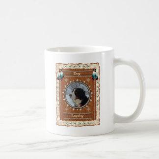 Dog  -Loyalty- Classic Coffee Mug