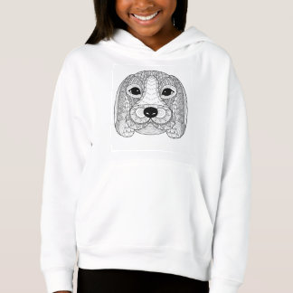 Dog Mandala Zen Sweatshirt