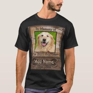 Dog Memorial Shirt