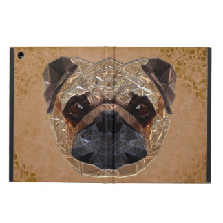 Dog Mosaic iPad Air Cover