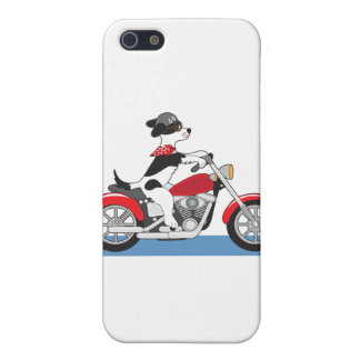 Dog Motorcycle iPhone 5/5S Case