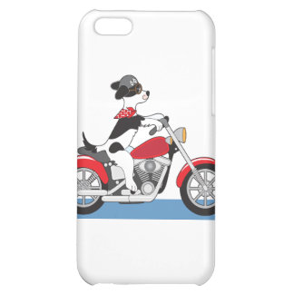 Dog Motorcycle iPhone 5C Case