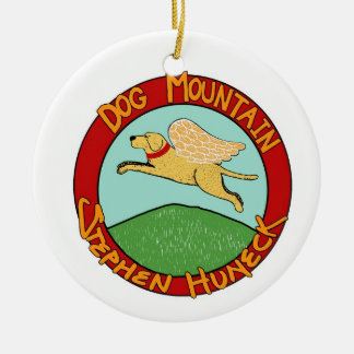 Dog Mountian Logo Ornament