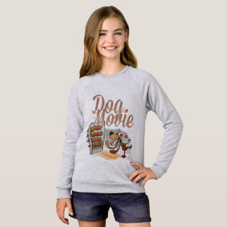 DOG MOVIE SWEATSHIRT