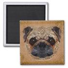 Dog Mozaic Magnet