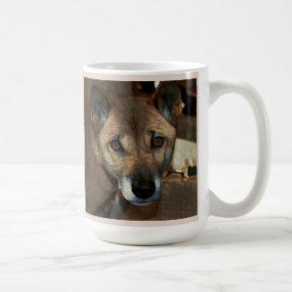 Dog Mug - NGSD Luxx2