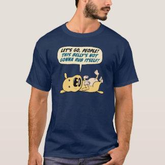 Dog Needs Belly Rub Funny Shirt