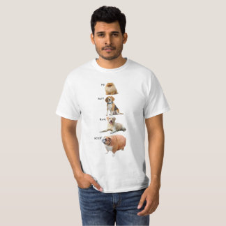 Dog noise scale T-Shirt