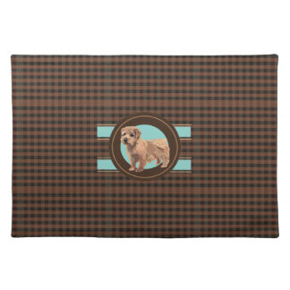 Dog Norfolk terrier Placemat