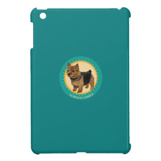 Dog norwich terrier iPad mini covers
