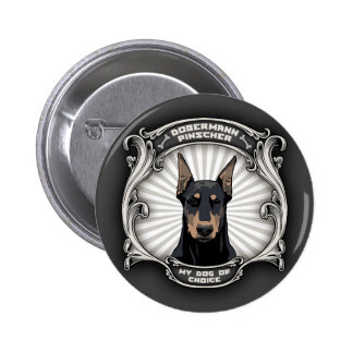 Dog of Choice Buttons