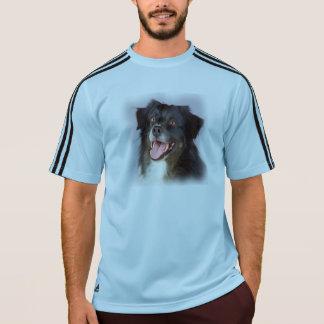 Dog painting - dog art - pet art T-Shirt