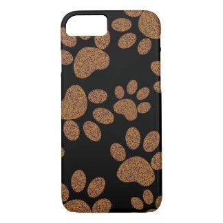dog paw iPhone 7 case