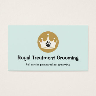 Dog Paw Print Dog Walking and Grooming Service
