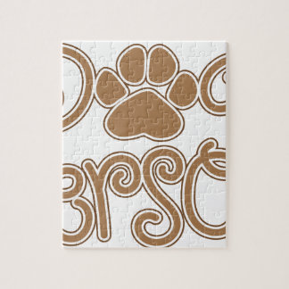 Dog Person Jigsaw Puzzle