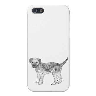 Dog Phone Case 5/5s Border Terrier Case For The iPhone 5