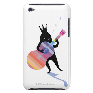 Dog Playing Guitar iPod Touch Cover