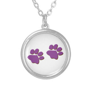 Dog Prints Personalized Necklace