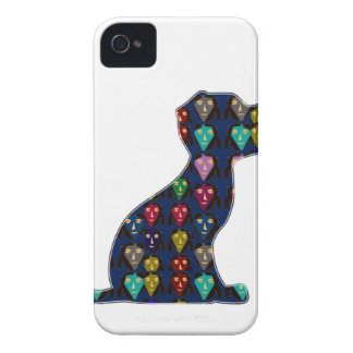 DOG PUPPY PET Gifts for Kids and Animal Lovers iPhone 4 Cases
