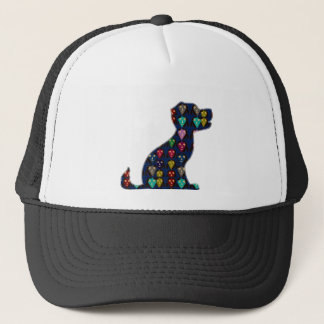 DOG PUPPY PET Gifts for Kids and Animal Lovers Trucker Hat