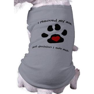 Dog Rescue Design Shirt