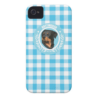 Dog ROTTWEILER iPhone 4 Cover