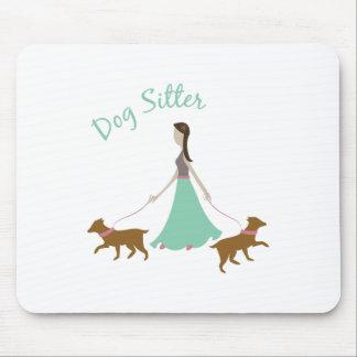 Dog Sitter Mousepad