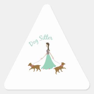 Dog Sitter Sticker