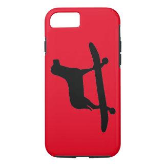 Dog Skateboarding - Funky iPhone 7 Case