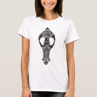 Dog Skull Doodle T-Shirt
