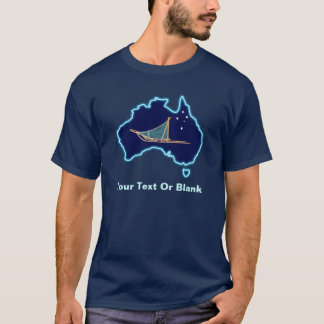 Dog Sled Down Under T-Shirt