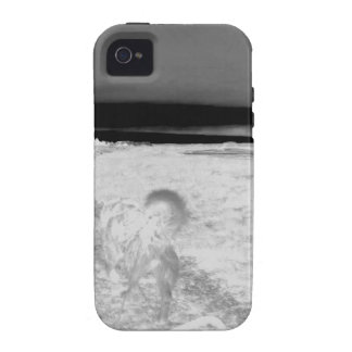 Dog Sledging iPhone 4/4S Covers