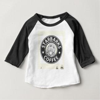 dog Starbucks Baby T-Shirt