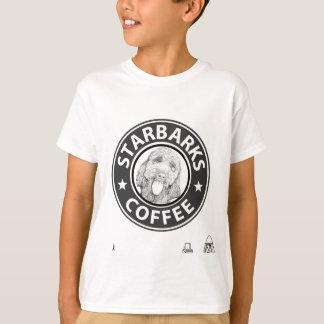 dog Starbucks T-Shirt
