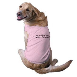 Dog sweater shirt