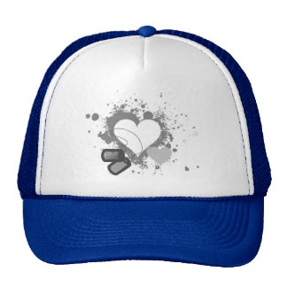 Dog Tag Cap Hat