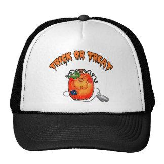 Dog Tag Halloween Mesh Hats