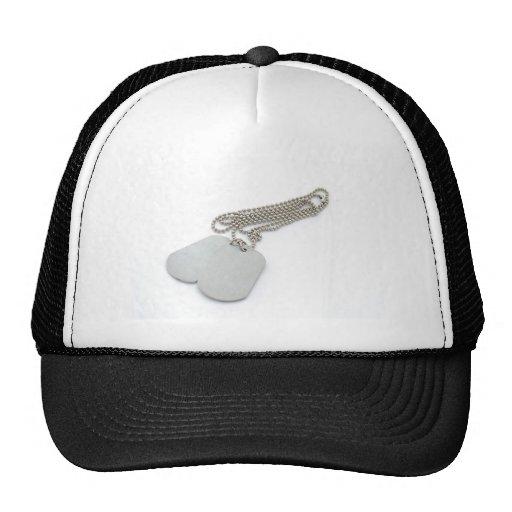 Dog Tags Trucker Hat