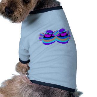 Dog tank top Look into my eyes Roupas Para Pet
