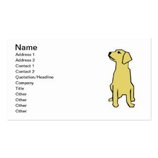 Dog Theme Business Card