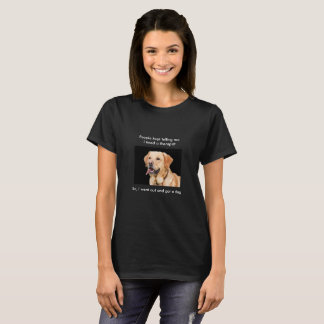 Dog Therapy T-Shirt
