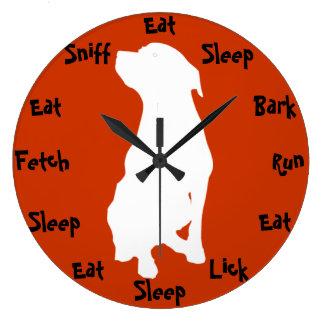 Dog Time Clock